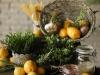 Неро с кальмарами, сыром скаморца и шпинатом